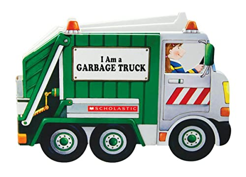 I Am A Garbage Truck: Landers, Ace