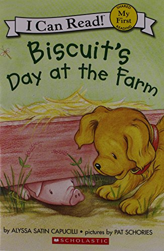 9780545081047: Biscuit's Day at the Farm (My First I Can Read!)