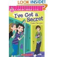9780545081702: Candy Apple: I've Got a Secret and How to Be a Girly Girl in Just Ten Days/ 2 Books (Candy Apple)