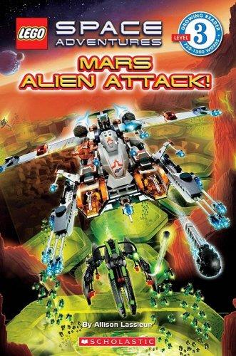 9780545082198: Space Adventures (Reader): Mars Alien Attack! (Lego)