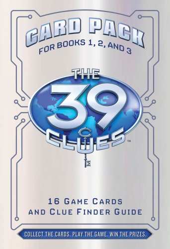 9780545083423: The 39 Clues: Card Pack (v. 1)
