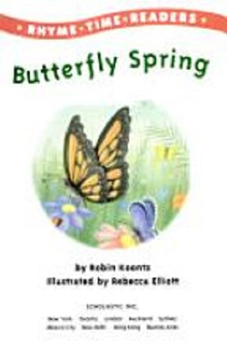 9780545083591: Butterfly Spring
