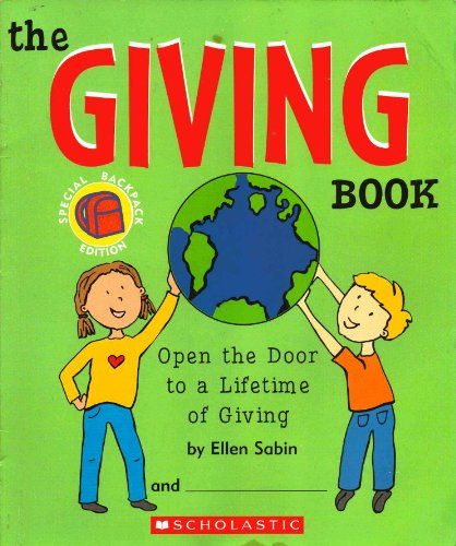 9780545084505: The Giving Book - First Scholastic Printing
