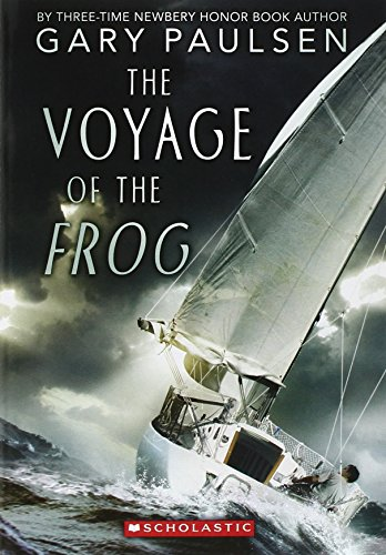 9780545085359: The Voyage Of The Frog (Apple signature)