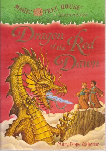 9780545085397: Dragon of the Red Dawn (Magic Tree House - A Merlin Mission)