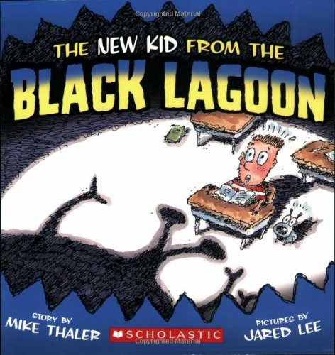 9780545085434: The New Kid from the Black Lagoon
