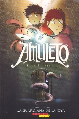 9780545085755: Amuleto 1 / Amulet 1: La Guardiana De La Joya / the Stonekeeper (Spanish Edition)