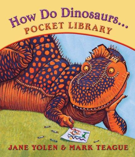 How Do Dinosaurs. Pocket Library