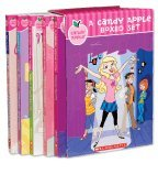 Candy Apple Boxed Set, Books 1-5: The Accidental Cheerleader, The Boy Next Door, Miss Popularity, Ho