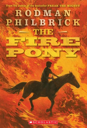 9780545088039: The Fire Pony