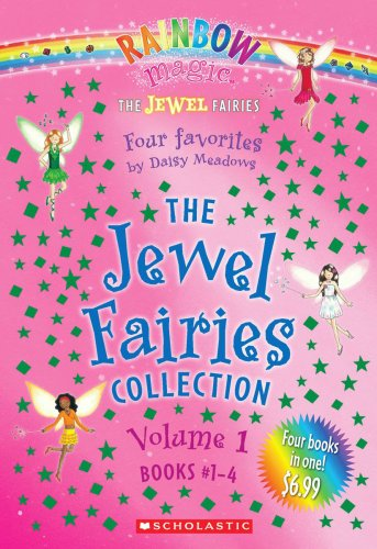 9780545088381: The Jewel Fairies Collection, Vol. 1: Books 1-4
