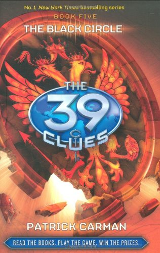 9780545090636: The Black Circle (The 39 Clues , Book 5) - Library Edition