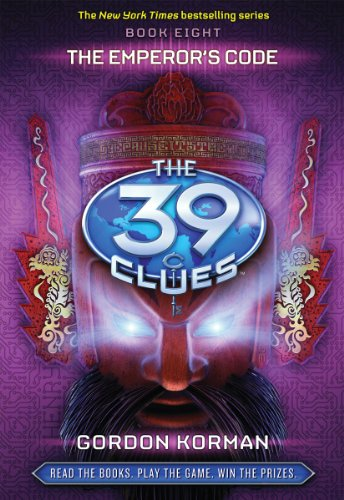 9780545090667: The Emperor's Code (The 39 Clues, Book 8) - Library Edition