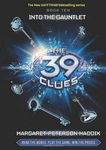 The 39 Clues Book 10: Into the: Margaret Peterson Haddix