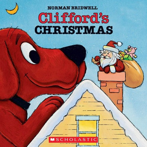 9780545090995: Clifford's Christmas [With Paperback Book] (Clifford the Big Red Dog)