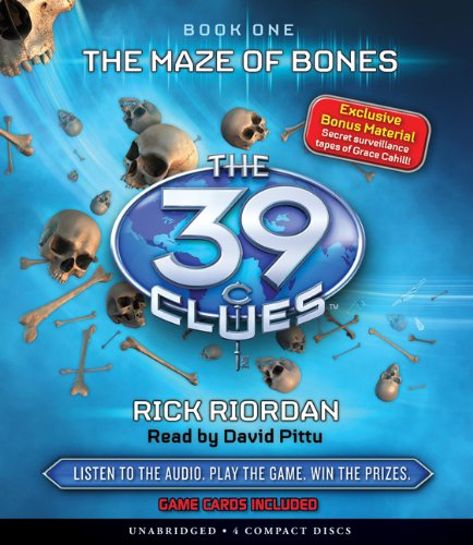9780545091046: The Maze of Bones (39 Clues)