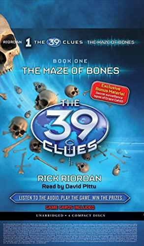 The Maze of Bones: Riordan, Rick