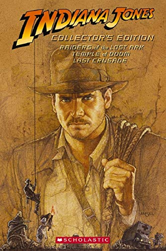 9780545091831: Indiana Jones, Collector's Edition [Hardcover] by ASSORTED