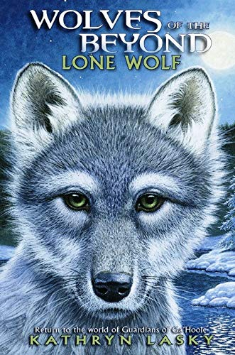 9780545093101: Lone Wolf (Wolves of the Beyond)