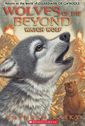 9780545093156: Watch Wolf (Wolves of the Beyond)