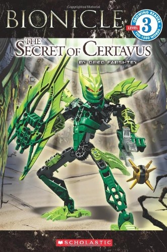 9780545093361: Bionicle: The Secret of Certavus