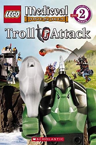 9780545093378: Medieval Adventures: Troll Attack (Lego Medieval Adventures; Level 2)