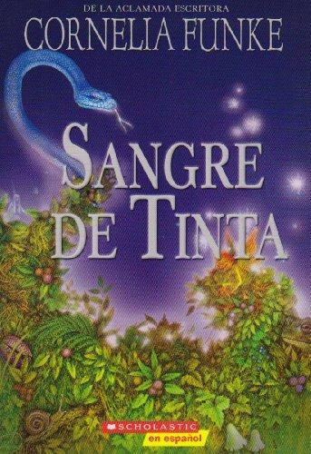 9780545093613: Sangre De Tinta: Inkspell (Spanish Edition)