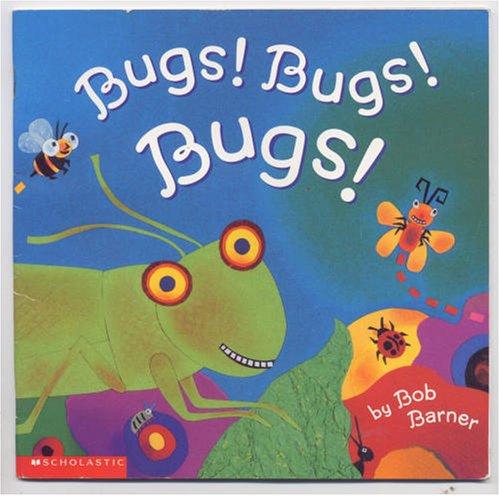 9780545094535: Bugs! Bugs! Bugs! (Book & Audio CD Set)