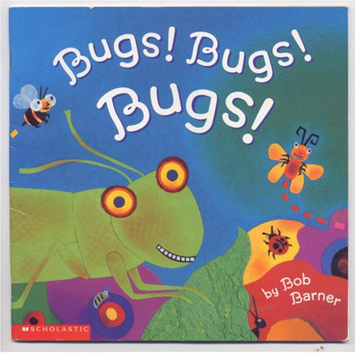 9780545094535: Bugs! Bugs! Bugs! (Book & Audio CD Set)