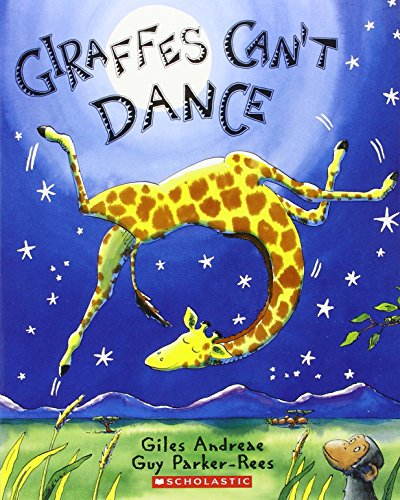 9780545097383: Giraffes Can't Dance: Audiobook Read-Along (Paperback and CD)