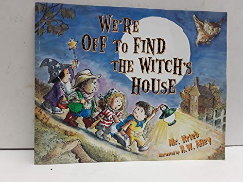 9780545100823: We're Off to Find the Witch's House