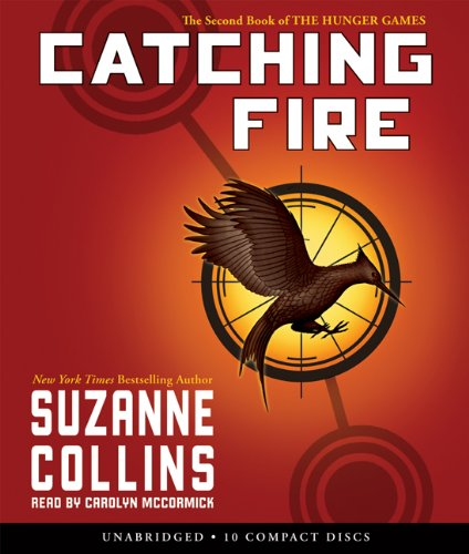 9780545101417: Catching Fire (The Second Book of the Hunger Games) - Audio