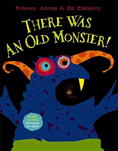 9780545101455: There Was an Old Monster!