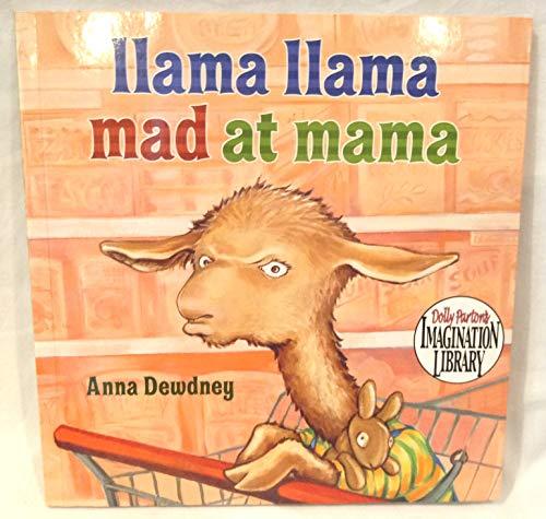 9780545101547: Llama Llama Mad at Mama