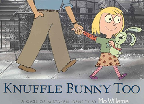 9780545103558: [Knuffle Bunny Too] [by: Mo Willems]