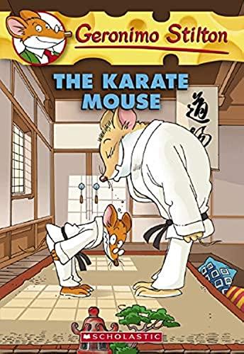 9780545103695: The Karate Mouse (Geronimo Stilton)