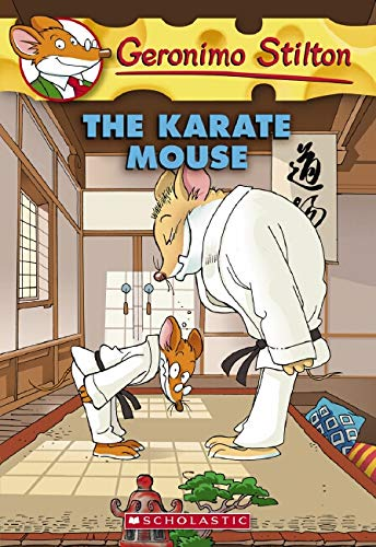 9780545103695: The Karate Mouse (Geronimo Stilton, No. 40)