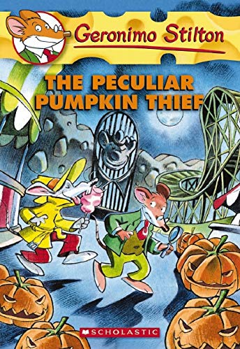 9780545103725: The Peculiar Pumpkin Thief (Geronimo Stilton, No. 42)