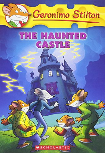 9780545103749: Geronimo Stilton # 46 the Haunted Castle