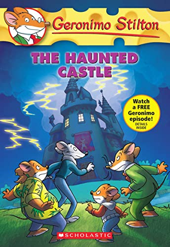 9780545103749: The Haunted Castle