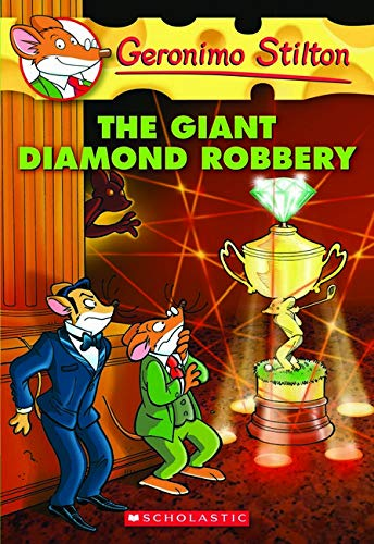 9780545103763: The Giant Diamond Robbery
