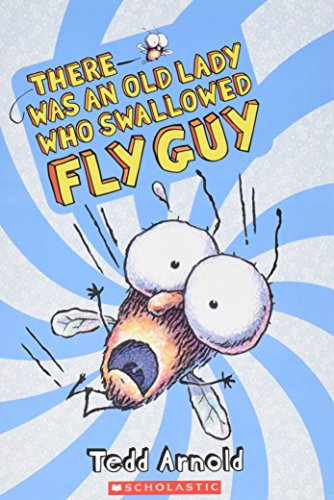 9780545104371: There Was an Old Lady Who Swallowed Fly Guy