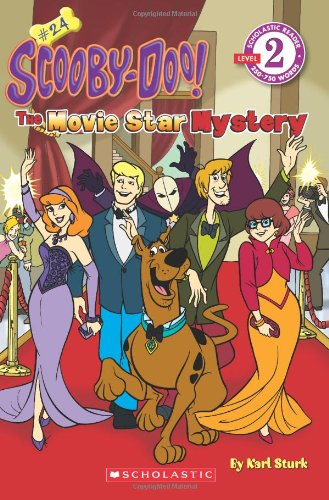 9780545105262: Scooby-Doo! No. 24: The Movie Star Mystery (Scholastic Reader, Level 2)