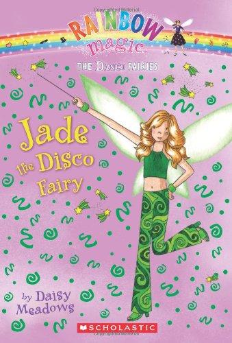 9780545106160: Jade the Disco Fairy (Rainbow Magic: The Dance Faries #2)