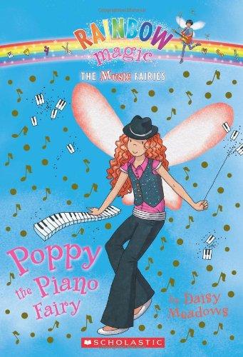9780545106245: Music Fairies #1: Poppy the Piano Fairy: A Rainbow Magic Book