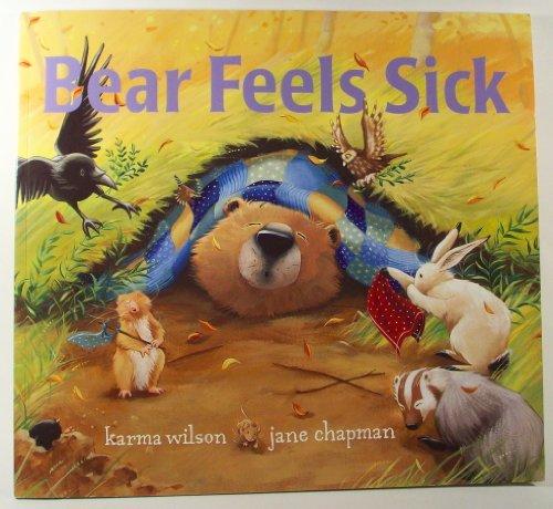 9780545107372: Bear Feels Sick
