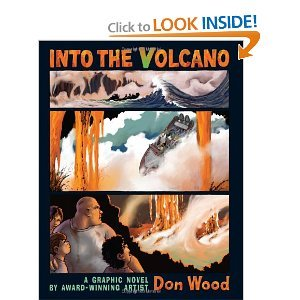 9780545108560: Into the Volcano