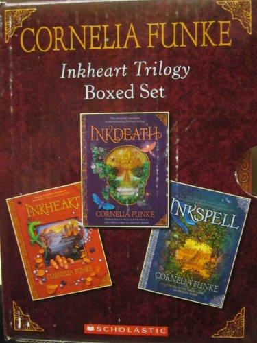 Inkheart Trilogy: Cornelia Funke