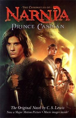 book 4, not a set,Prince Caspian: The Return