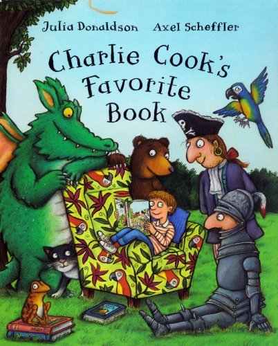 9780545110327: Charlie Cook's Favorite Book